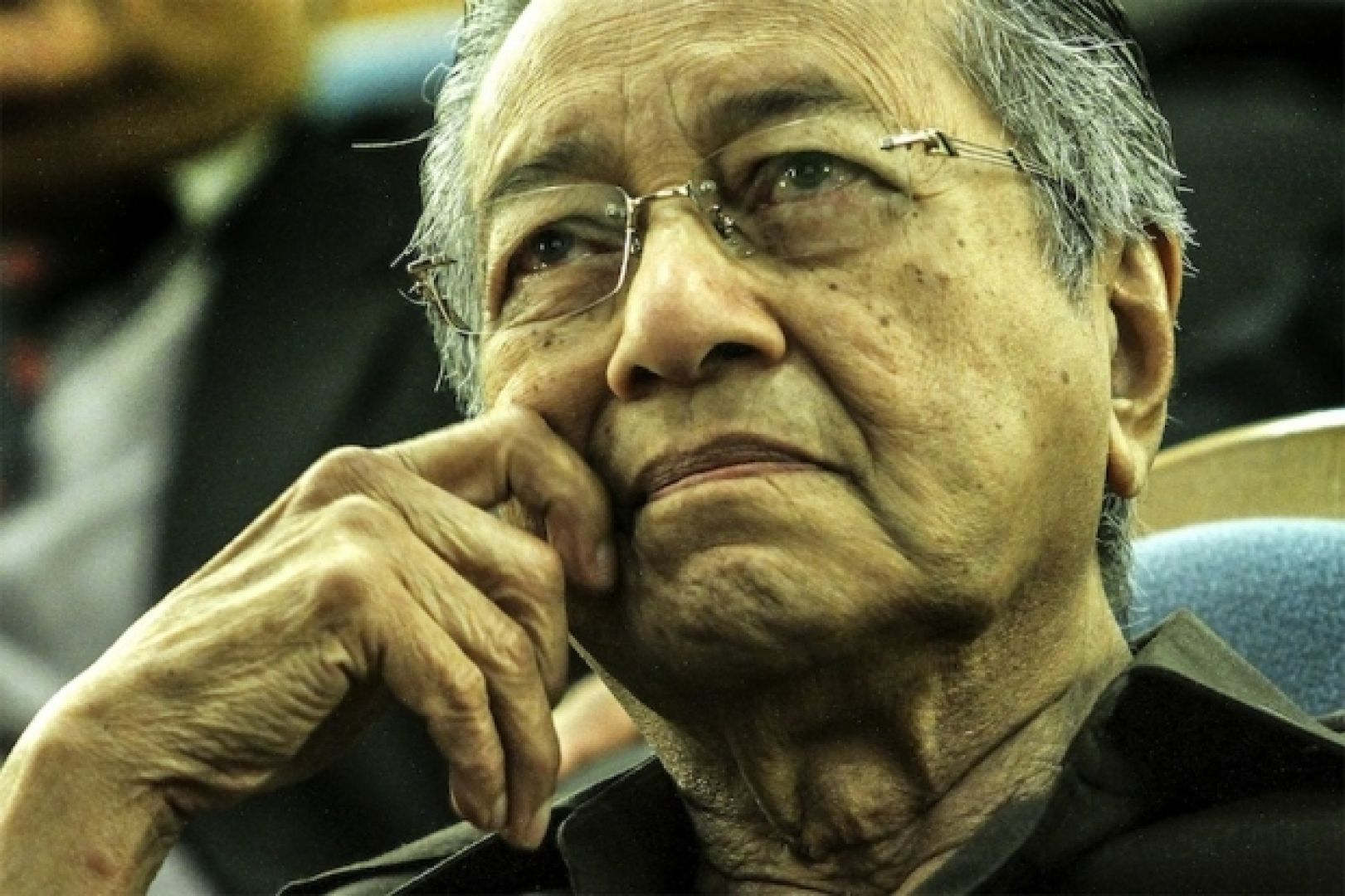 Dr Mahathir says treating multiracial communities equally using meritocracy has failed to produce tangible results. Photo: The Malay Mail Online