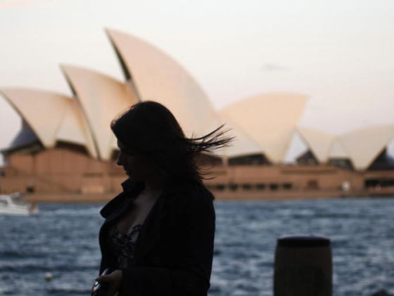 Sydney Opera House. Photo: Reuters
