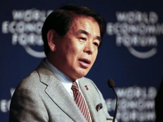Mr Hakubun Shimomura, Minister of Education, Culture, Sports, Science and Technology, and Minister of Olympic and Paralympic Games of Japan. Photo: Reuters