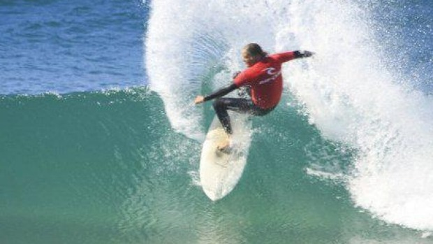 Ron Schneider has died in a surfing accident in Indonesia. Photo: Facebook