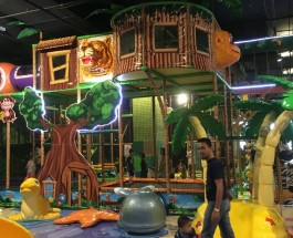 Jungle Gym Indoor Playground