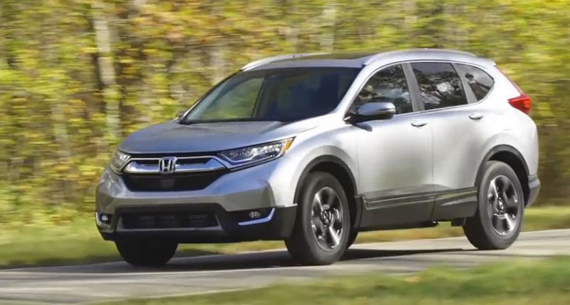 Honda cr v 2017 interior and exterior photo usa for Honda crv usa
