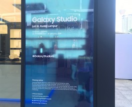 Samsung Galaxy Studio Lot 10 KL