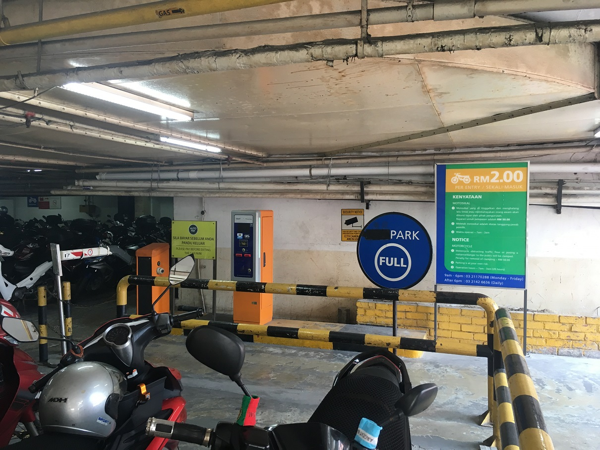Sg Wang Motor Parking Rate 1